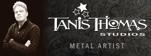 Tanis Thomas Metal Artist